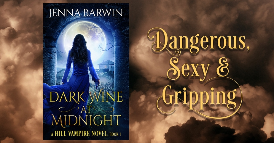 Dangerous, Sexy & Gripping - Amazon Giveaway of Dark Wine at Midnight