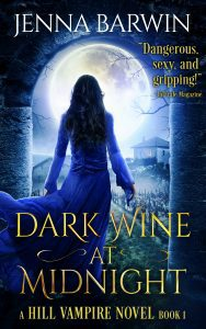 Dark Wine at Midnight book cover