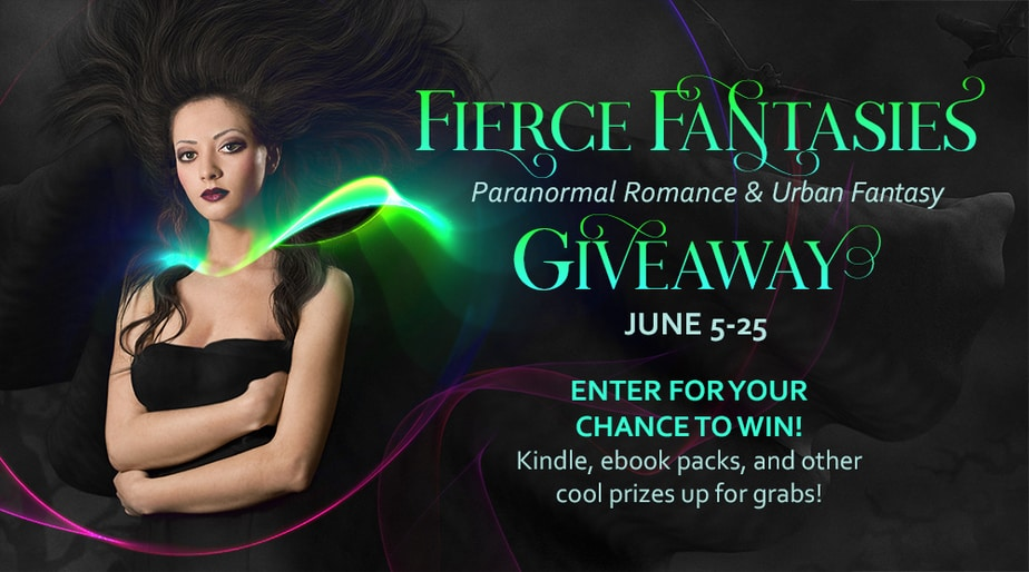 Fierce Fantasies Giveaway