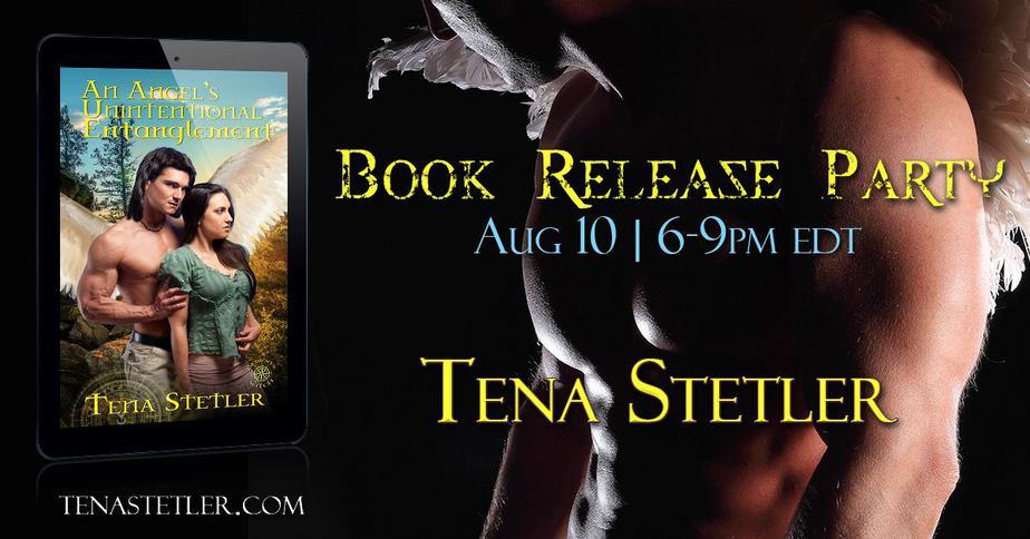 Tena Stetler Facebook Party