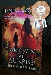 Dark Wine at Sunrise received the BEST TITLE award.