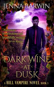 Dark Wine at Dusk Book Cover