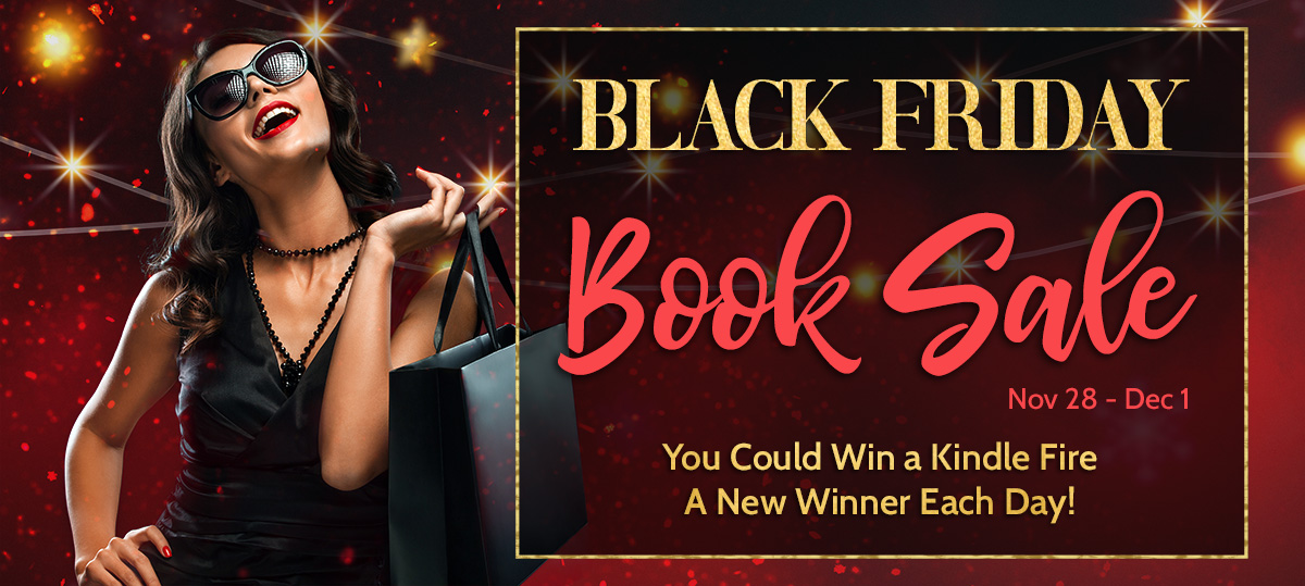 Black Friday Book Sale ends Dec. 1, 2019